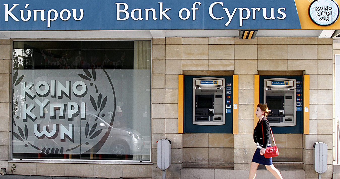 BANK OF CYPRUS POSTS EUR 95 MLN PROFIT IN 1Q 2019